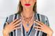 Lillac Dream, Swarovski Diamonds Necklace