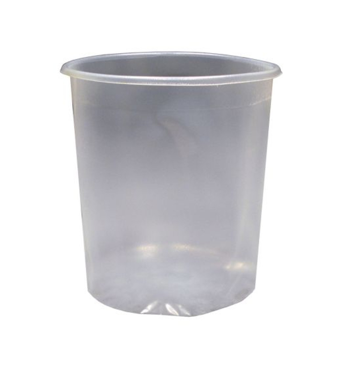 5 GALLON 15 MIL LDPE STRAIGHT SIDED PAIL LINER