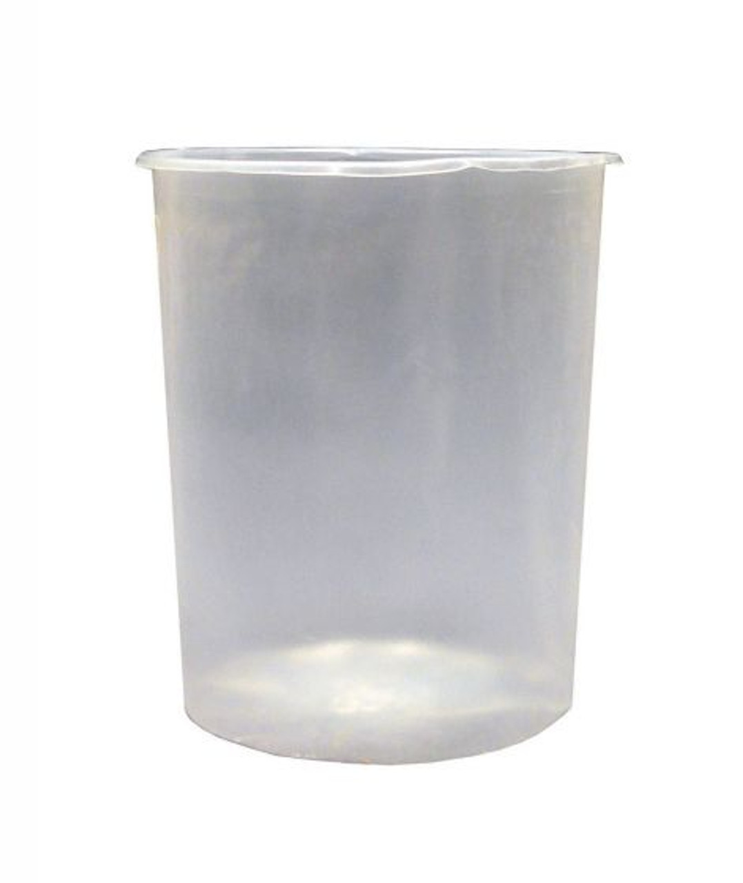 5 GALLON LDPE TAPERED PAIL LINER 14 INCHES HIGH