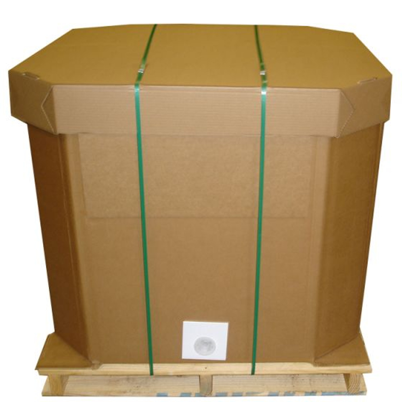 275 Gallon LiquiSet IBC Packaging System with Cube Liner