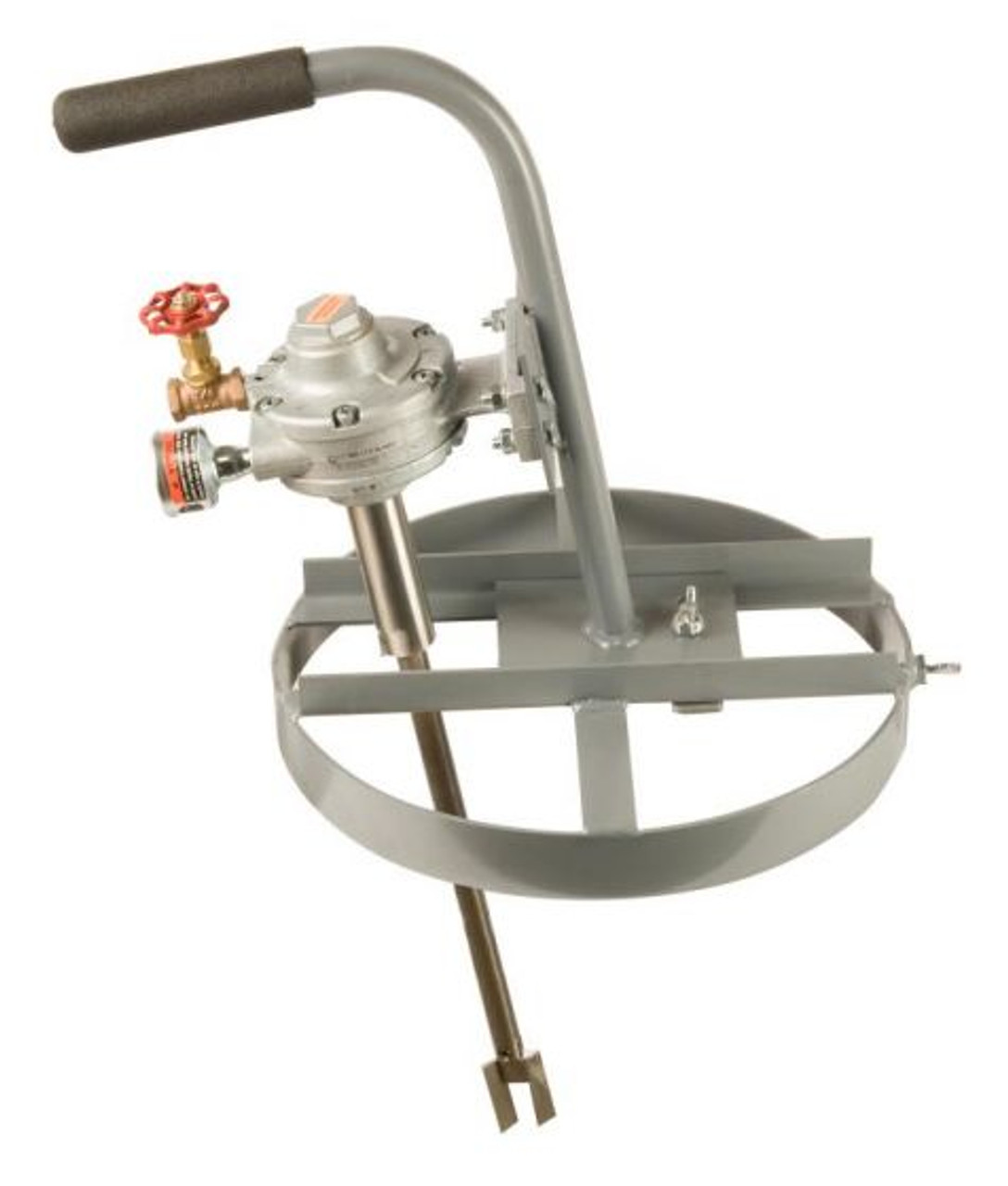 Pail Mixer - 3/4 HP Air Motor