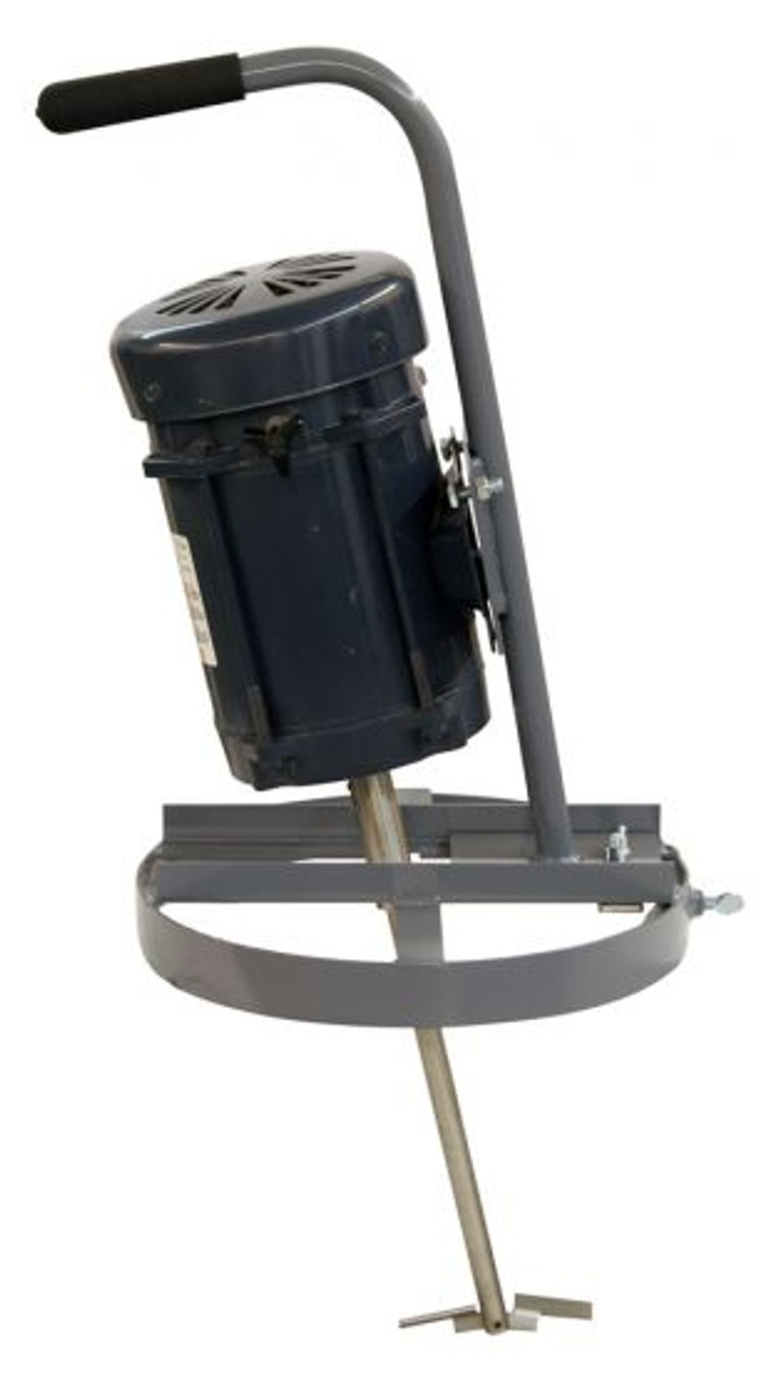 Pail Mixer - 1/2 HP Open Drip Proof Motor