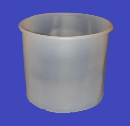 3.5 GALLON PLASTIC PAIL LINER - 15 MIL HDPE