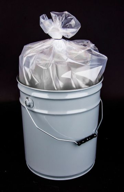 5 GALLON PAIL LINER WITH TIE-TOP