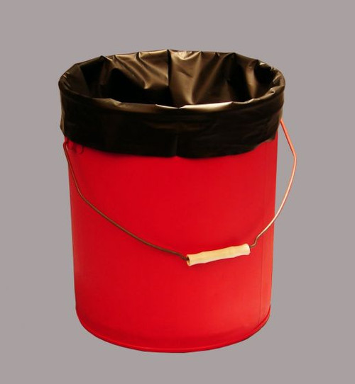 5 GALLON CONDUCTIVE LINER CARBON LOADED LDPE