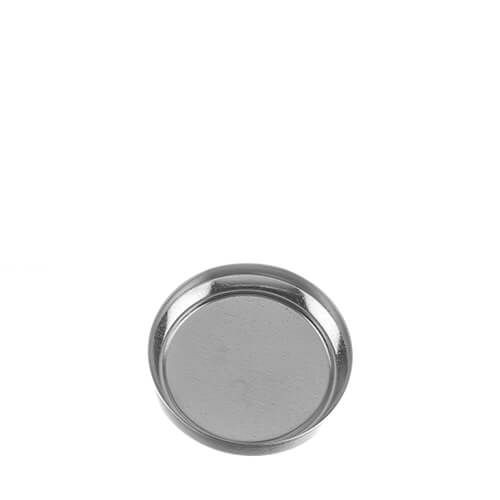 1 OZ DEEP ROUND TIN CAN LID