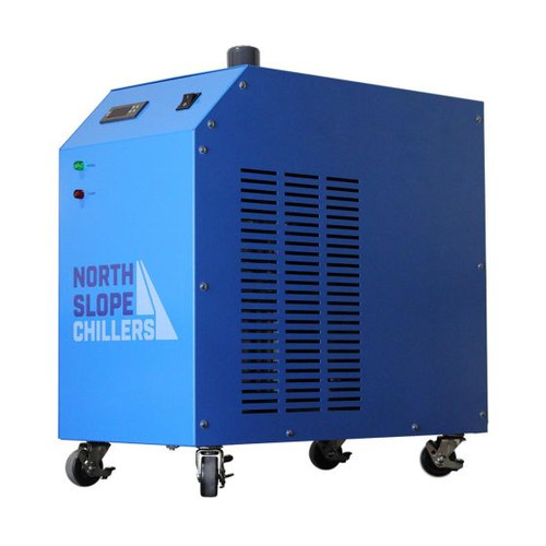 "FROST 1/4 TON PORTABLE CHILLER - 22"" X 11"" X 21"""