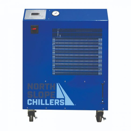 "INDUSTRIAL AIR CHILLER, 1/2 TON HP - 28.25"" X 22.5"" X 32.5"""