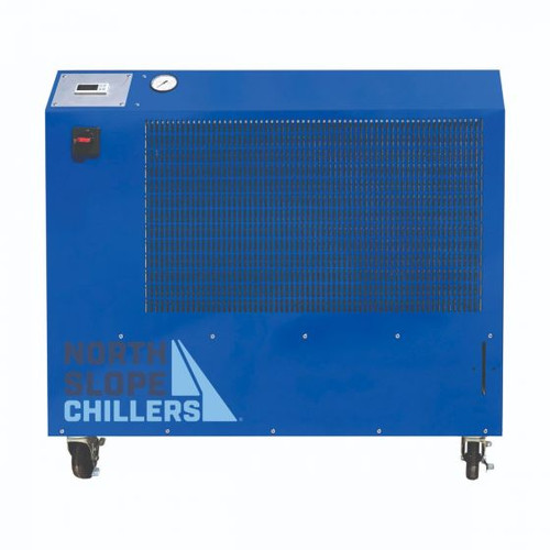 "INDUSTRIAL AIR CHILLER, 2 TON HP - 34 ¾"" X 43 ¼"" X 40"""