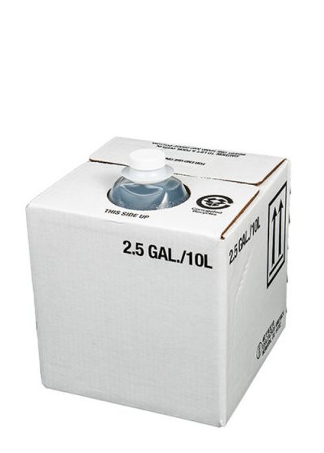 2 1/2 GALLON CUBITAINER ® COMBINATION PACKAGING
