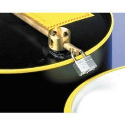 MASTER LOCK® KEYED PADLOCK - NO. 3