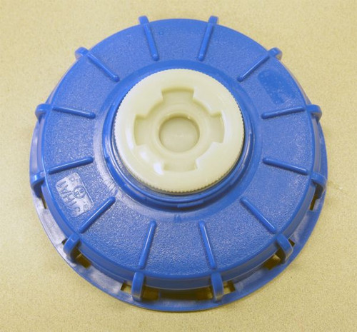 6 INCH HDPE FILL CAP FOR IBC TANKS