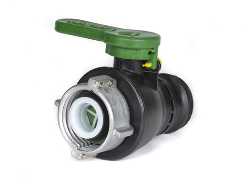 ONE-WAY CHECK VALVE - FOR MAUSER ® AND GREIF ® IBC TOTES