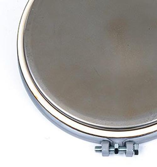 3/8 INCH ROUND SPONGE CORD GASKET 58 1/2 INCH DIAMETER