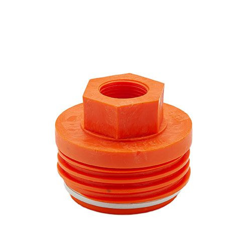 2 Inch Kowabunga ® Bung Adapter - ACT Buttress Threads-EPDM