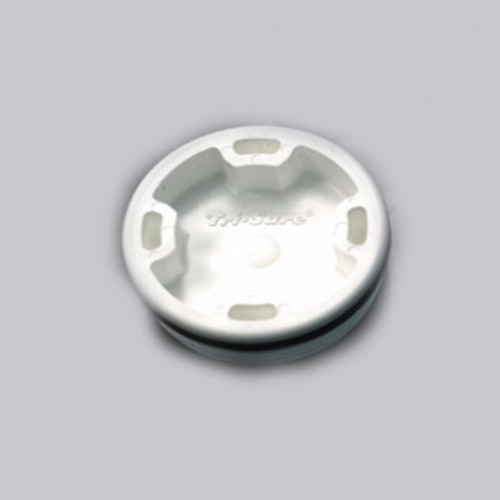5cm Top Plugs Poly Buttress Drum,Bung Caps,Plastic Nylon Oil Barrel 4 PCS 2