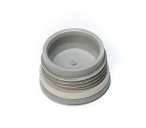 "¾"" Nylon Drum Plug with White EPDM Gasket"