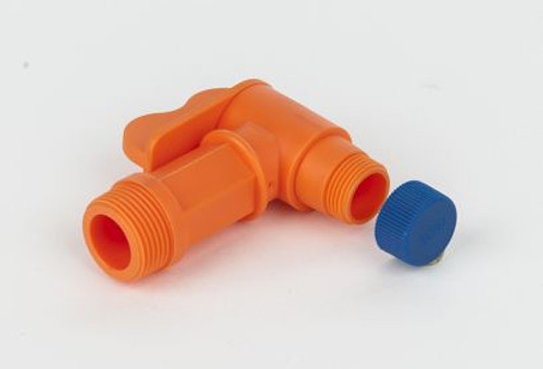 3/4 Inch HDPE Faucet Drip Cap
