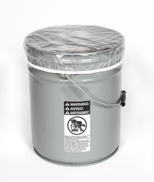 PailSaver™ Dust Cap Fits 5 Gallon Open Head Pail
