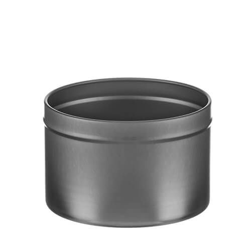 1 Lb Industrial Tin Slip Cover Can with Lid
