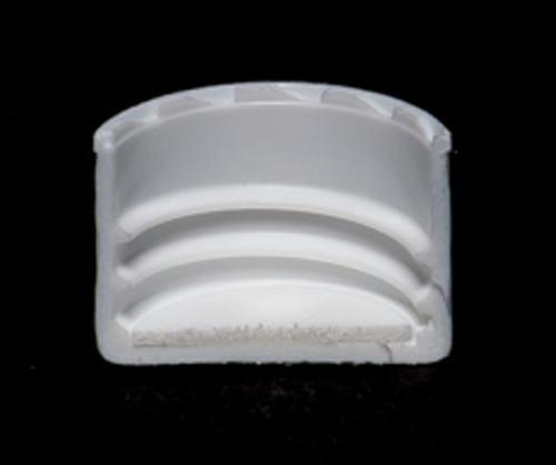 White Polypropylene Screw Cap - 20mm