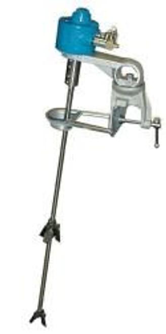 Closed Head and Open Head Drum Mixer - 1 HP TEFC Motor