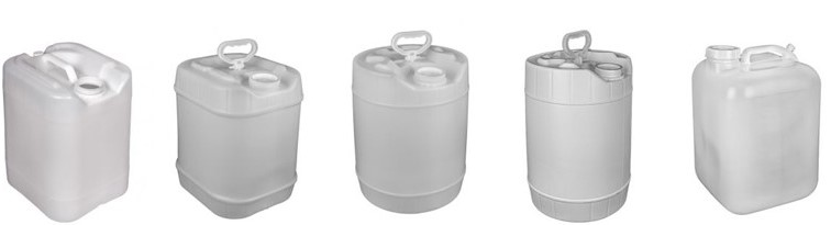 Wide Variety of Closed Head Plastic Pails