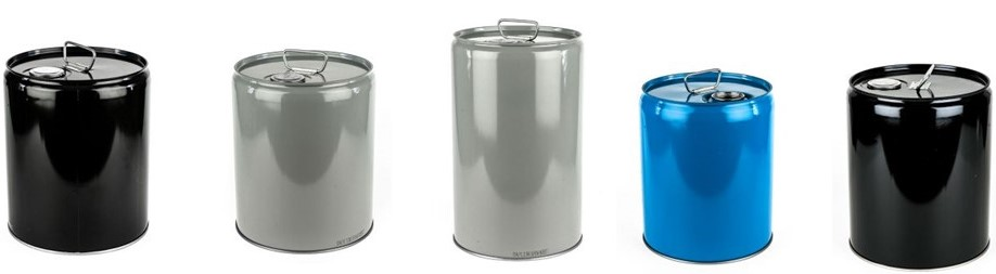 Wide Variety of Closed Head Steel Pails