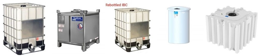 Wide Variety of IBC Totes & Tanks