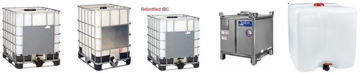 Wide Variety of IBC Totes
