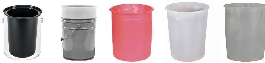 Wide Variety of Pail Liners