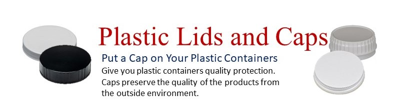 Wide Variety of Plastic Caps & Lids