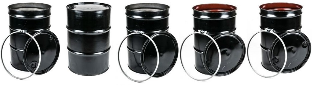 Wide Variety of Reconditioned Drums