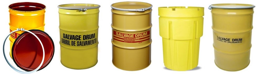 Wide Variety of Salvage Drums