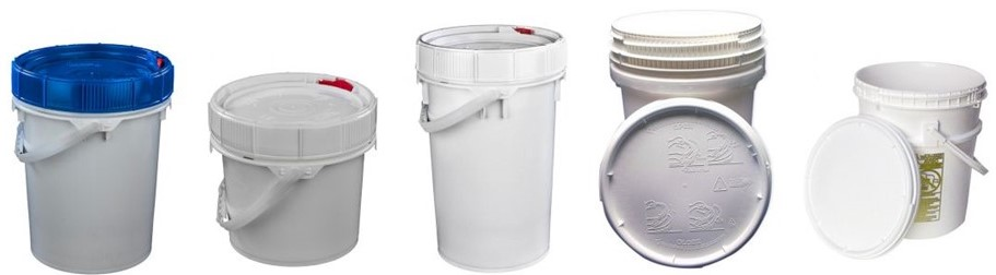 Wide Variety of Screw Top Pails