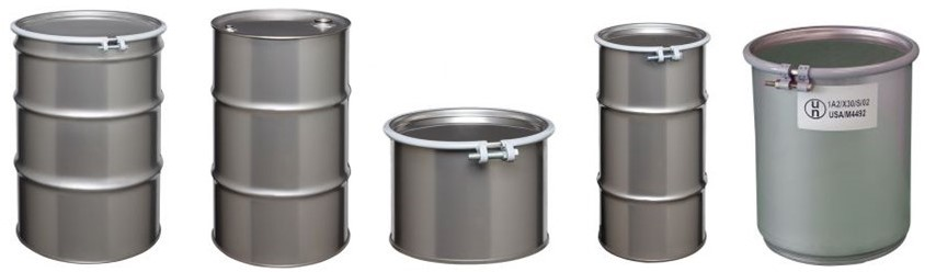 Wide Variety of Stainless Steel Drums
