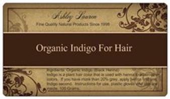 Organic Indigo
