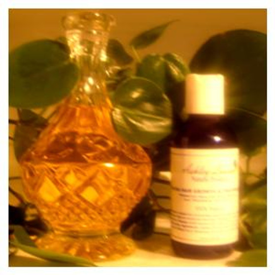 Jojoba Hair Growth Oil (Ylang Ylang)  4oz.