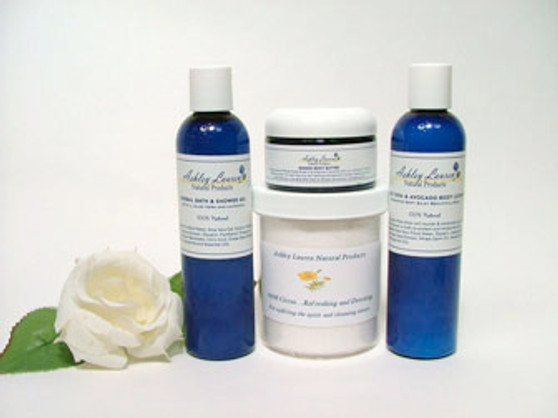 All Natural Body Care Kit