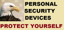 PERSONAL SECURITY DEVICES/DEFEND YOUSELF