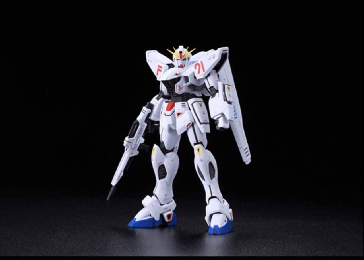 BANDAI The World of Yoshiyuki Tomino Venue Limited MG 1/100 Gundam F91 Ver.2.0 ORIGINAL PLAN Ver. Gunpla