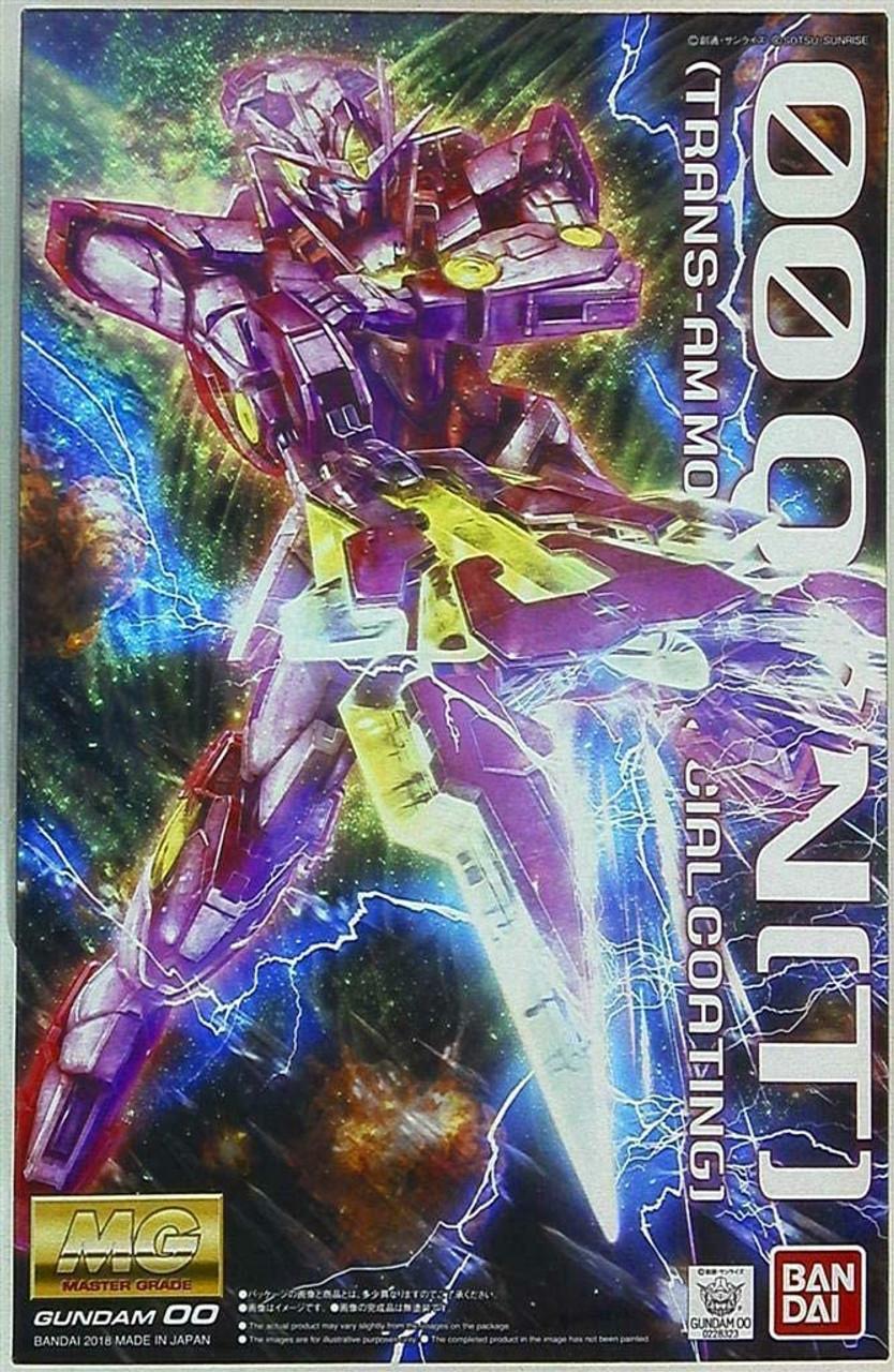 BANDAI MG 00 Qan [T] (Trans-Am Mode) [Special Coating] 1/100