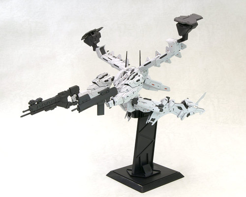 KOTOBUKIYA Armored core Variable Infinity series White glint & V.O.B set movie color Ver. 1/72 scale plastic kit