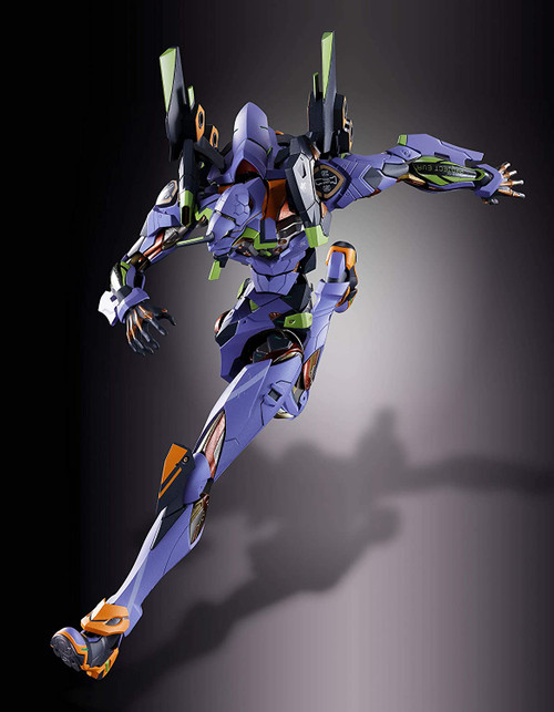 KOTOBUKIYA METAL BUILD Evangelion first machine about 220mm die cast & ABS & PVC made painted movable figure
