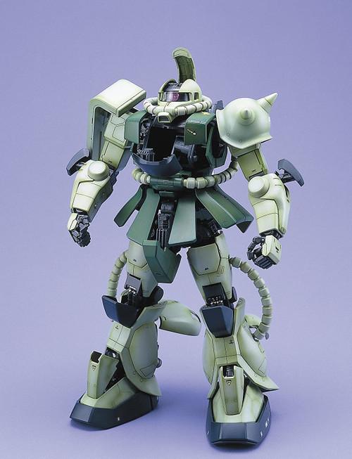 BANDAI SPIRITS Gunpla PG 1/60 MS-06F Zaku II (Mobile Suit Gundam)
