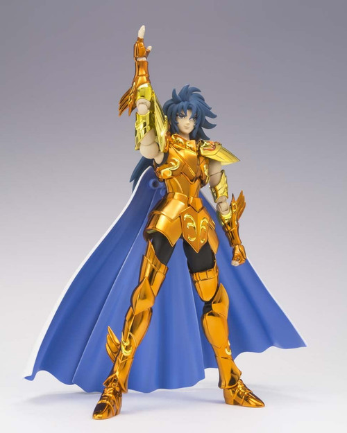 BANDAI SPIRITS Saint Cloth Myth EX Saint Seiya Sea Dragon Canon Approx. 180mm PVC&ABS&Diecast Painted movable figure