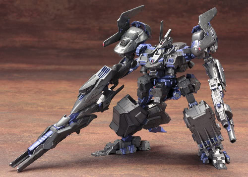 KOTOBUKIYA Armored Core Verdict Day CO3 Malicious R.I.P.3M Blue Magnolia boarding machine 1/72 scale plastic model