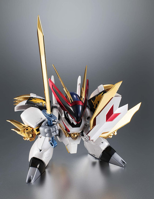 BANDAI SPIRITS ROBOT Soul Side Mashin Ryuomaru 30th Anniversary Special Edition Approx. 95mm ABS & PVC Painted movable figure