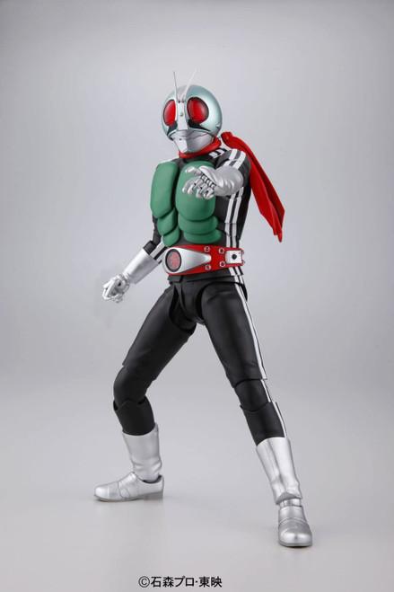 BANDAI SPIRITS MG FIGURERISE 1/8 Kamen Rider New No. 1