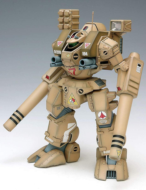 WAVE The Super Dimension Fortress Macross 1/72 MBR4-MkVI Tomahawk